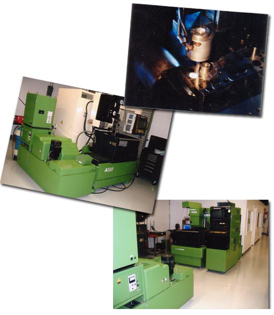 Wire EDM - Hoffstetter Tool & Die - Precision Metal Stamping